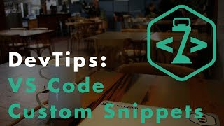 Guide to Creating Custom Code Snippets in VS Code