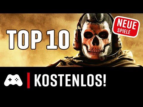 TOP 10 ► NEUE kostenlose Spiele 2020/2021 - Free2play Games