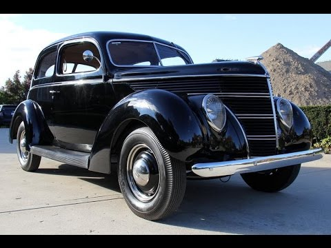 1938 ford 2 door sedan for sale youtube for 1938 ford 2 door coupe