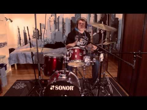 The Killers - Just Another Girl, Drum Cover By Konsta Silander video