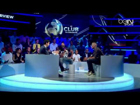 Paul Pogba Vs Kaaris sur BeIN Sports
