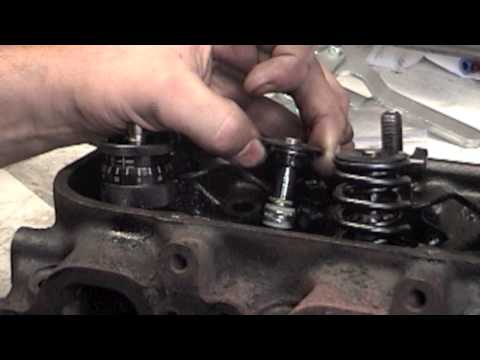 Part 18 How To Measure & Install Valve Springs For The Big Block Chevy