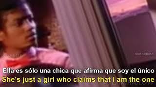 Michael Jackson - Billie Jean [Lyrics English - Español Subtitulado]