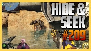 Hide and Seek #209 on HAVOC (Black Ops 3) | Swiftor