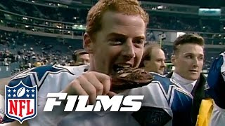 #7 Jason Garrett's Big Comeback | Top 10 Thanksgiving Day Moments | NFL Films