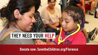 Save the Children is on the Ground Responding to Hurricane Florence   Save the Children