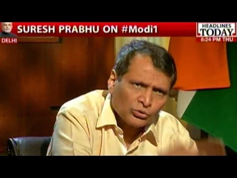 To The Point: Suresh Prabhu On The State Of Indian Railways
