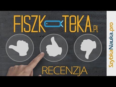 Fiszkoteka I Fiszki Online - OPINIA + SEKRETNY Tryb Nauki, O Którym Mało Kto Wie