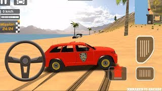 Police Drift Car Driving   Red Police Departament: Drift Simulator 2018 - Android GamePlay FHD