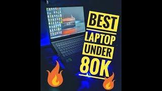 Best laptop under 80k Asus vivobook S15 review