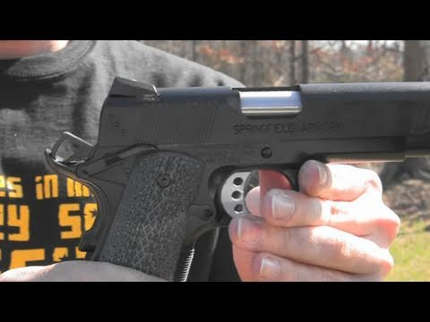 Springfield Armory 1911 TRP