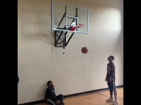 Lil pump basketball