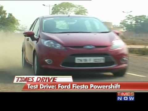 Test Drive: Ford Fiesta Powershift