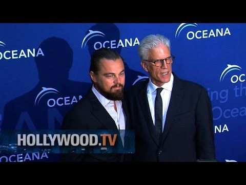 Leonardo DicCaprio is honored by Oceana - Hollywood.TV