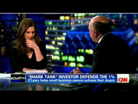 Shark Tank's Kevin O'Leary Schools CNN's Erin Burnett on Economics and the