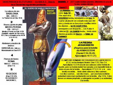 Profecia Daniel Profecía Biblica Daniel 2 en