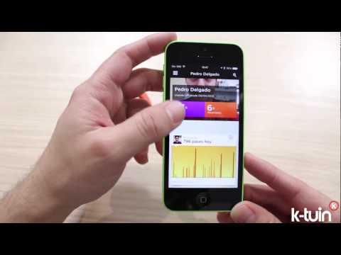 Análisis y Review de la pulsera UP24 Jawbone