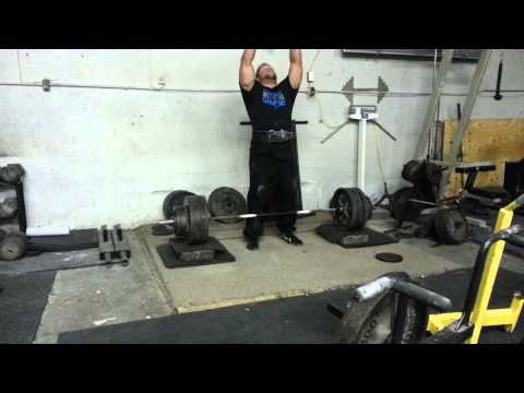 Dan Green Deadlift Program Week 1 Image 1