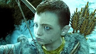 God of War PS4 - Atreus betrays & disobeys Kratos