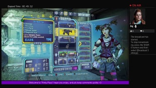 Pinky Plays Borderlands 2 - Part 5 - Rising Action