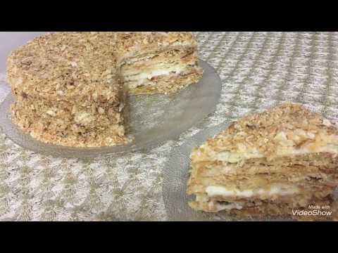Napoleon torti/торт Наполеон