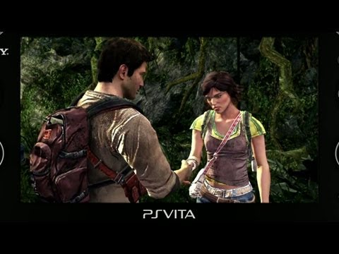 Uncharted: Golden Abyss - PS VITA - Gameplay Exclusiva
