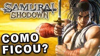 Samurai Shodown Voltou! Como Ficou o Jogo?