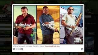 GTA V Noticias - Artwork, Posibles Requisitos de PC y Info. para PS3 Y Xbox 360
