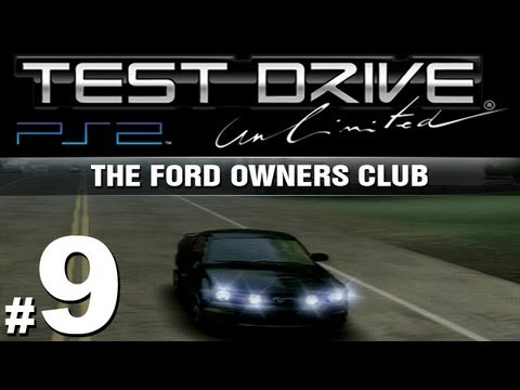 Test Drive Unlimited HD (PS2) - Part #9 - The Ford Owners Club