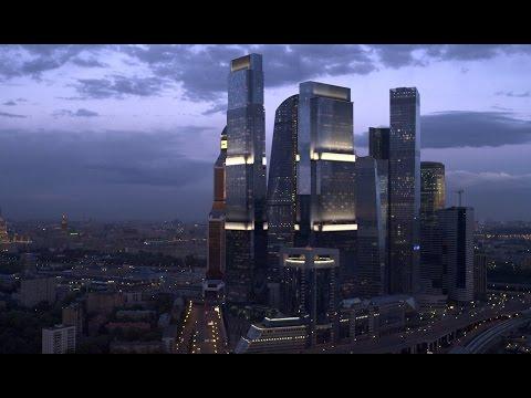 Neva Towers: проект двух новых башен в Москва-Сити