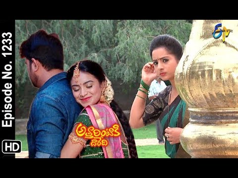 Attarintiki Daredi | 17th October 2018 | Full Episode No 1233 | ETV Telugu