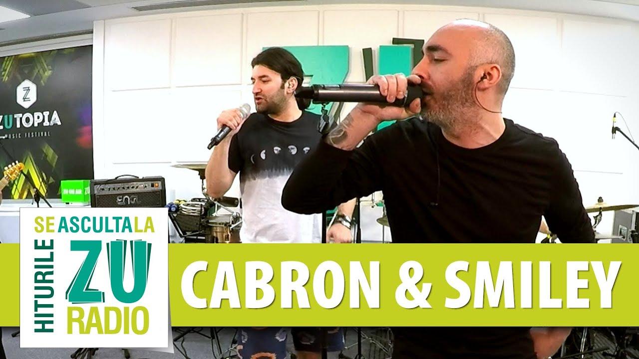 Cabron feat. Smiley - Dă-o tare! (Live la Radio ZU)