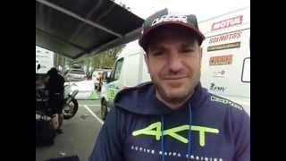Dakar 2015: la prima volta di Cesare Zacchetti