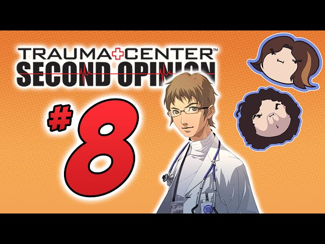 Trauma Center Second Opinion: Give Me The Scalpel! - PART 7 - Game Grumps