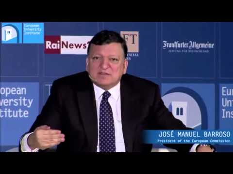 SoU2014 - Interview with José Manuel Barroso by J.H.H. Weiler and Tony Barber