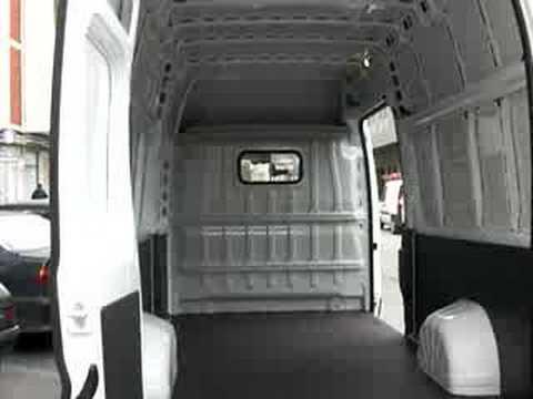 peugeot boxer l4h3 youtube. Black Bedroom Furniture Sets. Home Design Ideas