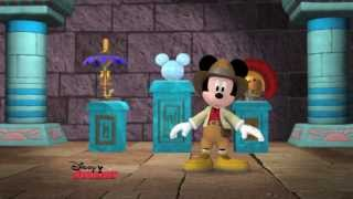 Mickey Mouse Clubhouse - Quest for the Crystal Mickey - New Friend - Song - 1080p HD