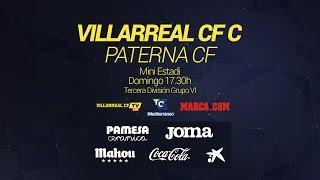 Villarreal CF C - Paterna CF
