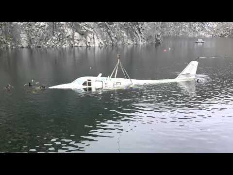20141018 hundimiento avion cantera el carpincho tandil 9