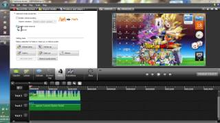 como arreglar el audio a un video tutorial con cantasia estudio 8.