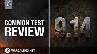 Update 9.14 Common Test Review
