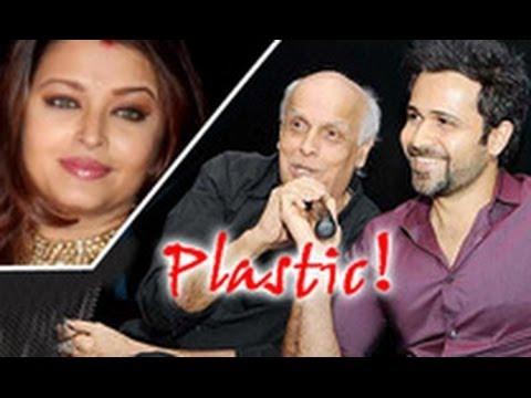 Aishwarya Rai is Plastic, Aamir is Boring - Says Emraan Hashmi | Hindi Latest News |