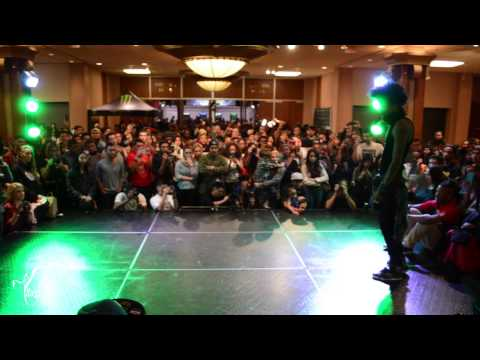 Danny Vs Laurent (les Twins) | All Styles Semi's | Wod San Diego | #sxstv video