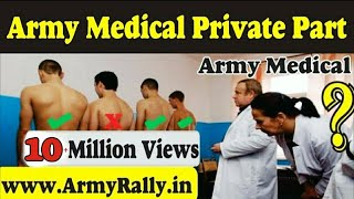 Indian Army Medical Fitness tips indian army medical test for GD ,clerk Army Medical full Details