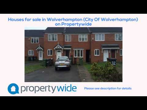 Houses for sale in Wolverhampton (City Of Wolverhampton) on Propertywide