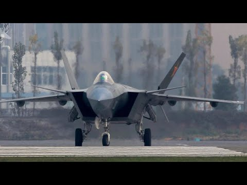 J-20 china domestic fighter obtains first successful trial chinese military power army