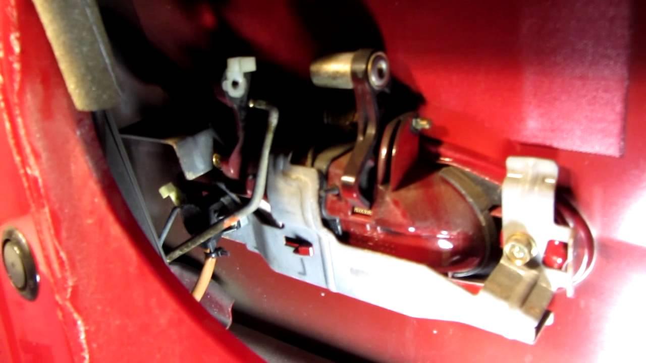 Honda Accord Door Lock Actuator