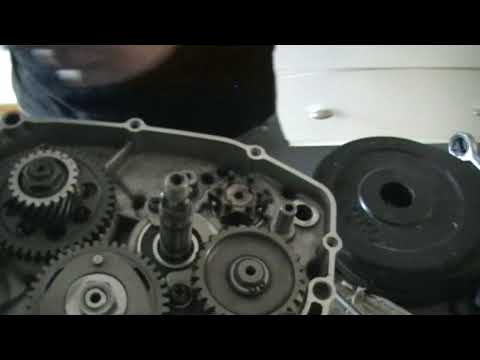 Yamaha Blaster Complete Engine Rebuild!