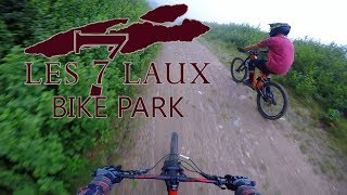 Bike Park Les 7 Laux 2017 - GoPro Hero 5