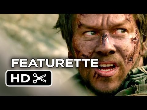 Lone Survivor Official Featurette 1 2013 Mark Wahlberg Movie Hd